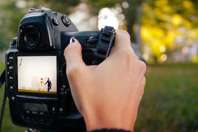پیشنهاد مجنون در مورد آتلیه عکاسی