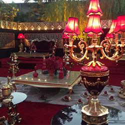 چایخانه مراکشی تالار مجنون تهران